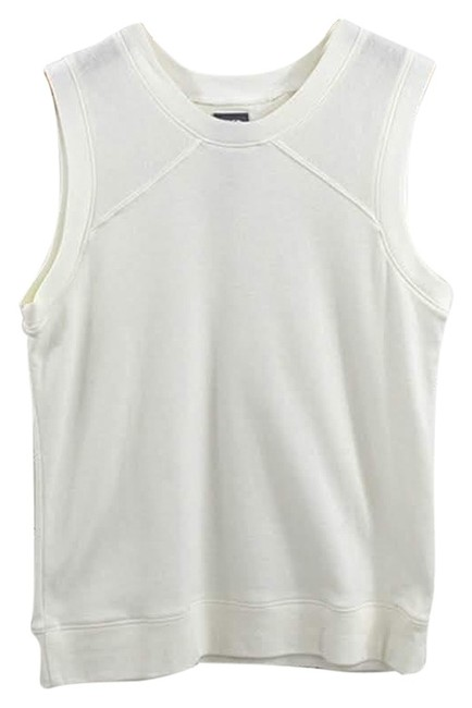Item - White #170-186 Activewear Top Size 8 (M)