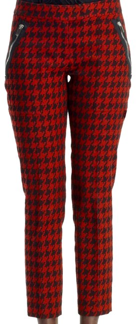 Item - Black/Red Stellamccartney-houndstooth Pants Size 8 (M, 29, 30)