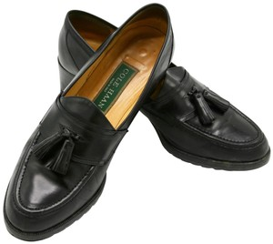 Cole Haan Loafer Leather Black Flats