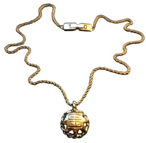 Givenchy Star Necklace