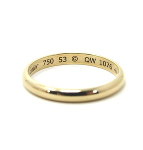 Cartier Dome 18k Yellow Gold Wedding Band Ring