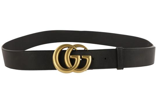 Gucci Double G Leather Image 1