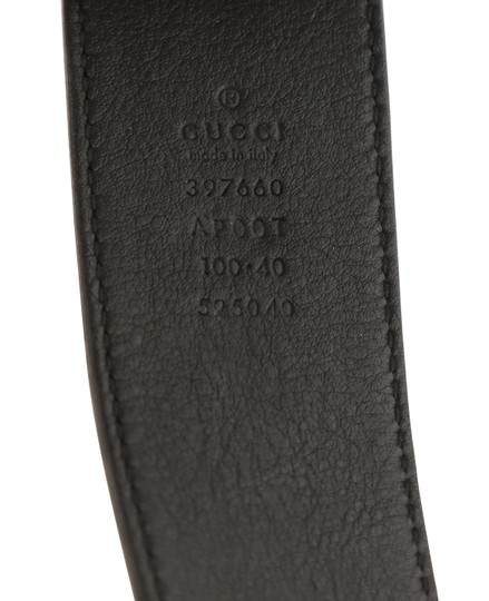 Gucci Double G Leather Image 10