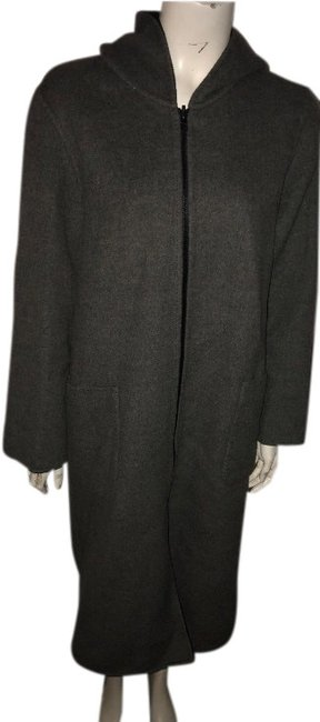 Item - Navy Luxurious Wool Coat Size 12 (L)