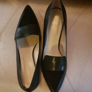 Cole Haan Brand new black with Black suede inset in toe area. Flats