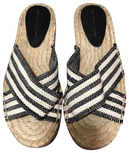 Item - Espadrille Sandals Size US 7.5 Regular (M, B)