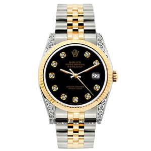 ROLEX 26mm Datejust Gold Stainless Steel with & Appraisal
