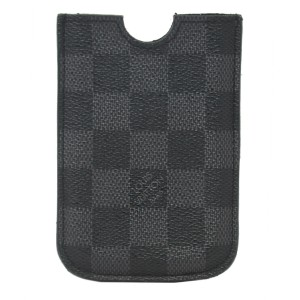 Louis Vuitton Louis Vuitton Etui Damier Graphite Canvas iPhone 3G Case