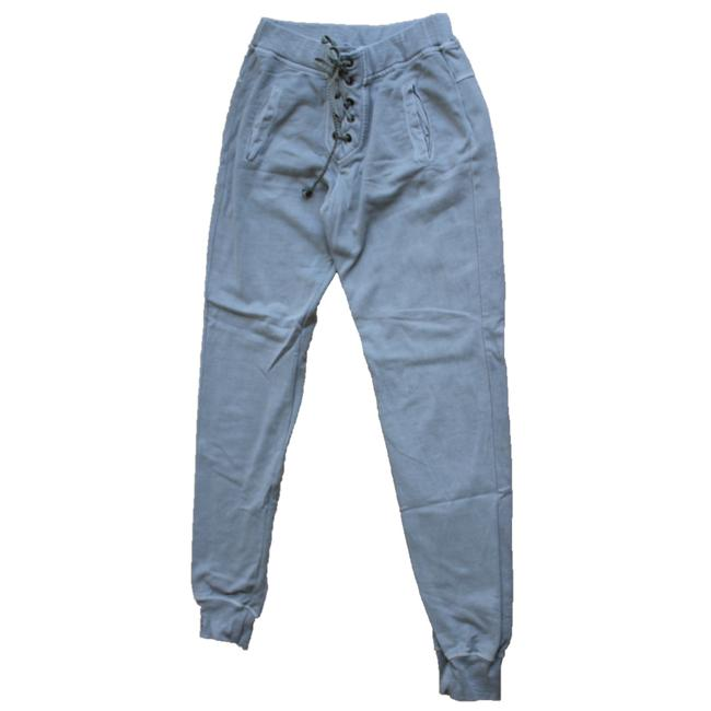 Item - Gray Lace-up Jogger Activewear Bottoms Size 12 (L)