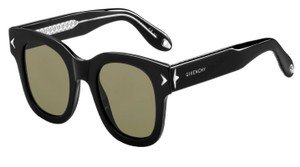 Givenchy GIVENCHY SUNGLASSES GV 7037/S 0Y6C Black Crystal (E4 Brown)