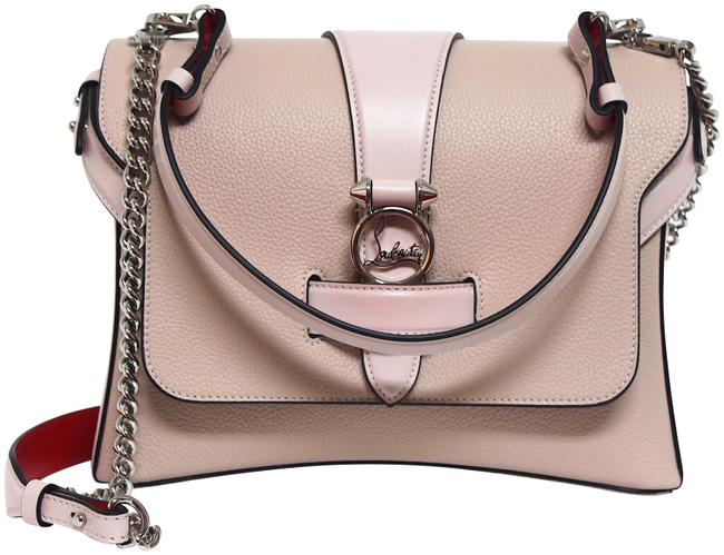 Item - New Rubylou Medium Pink Leather Cross Body Bag