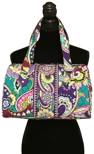 Vera Bradley Caroline In Heather Cotton