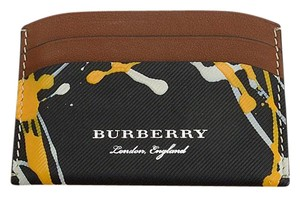 Burberry RDC10364- Burberry Multicolor Credit Card Holder