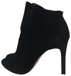Vince Camuto Black Mules