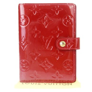Louis Vuitton Louis Vuitton Agenda PM Day Planner Wallet