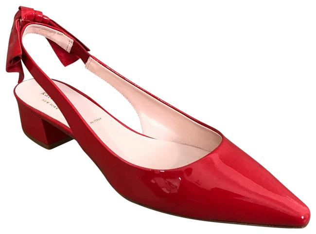 Kate Spade Red New New York Lucia Pointed-toe Sz. Pumps Size US 6 Regular (M, B) Kate Spade Red New New York Lucia Pointed-toe Sz. Pumps Size US 6 Regular (M, B) Image 1