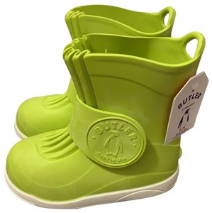 Butler Basics lime green Boots