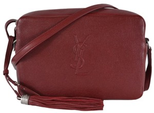 Saint Laurent Ysl Lou Ysl Purse Ysl Purse Cross Body Bag