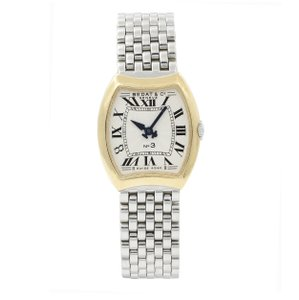 Bedat & Co No.3 Dial Ladies Quartz Watch Ref.