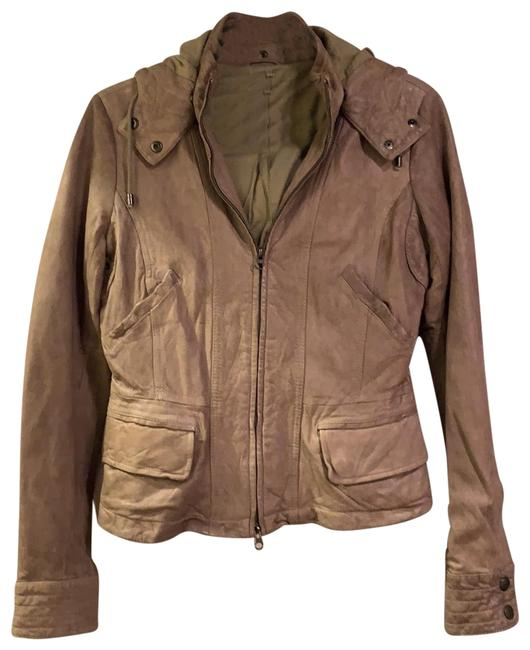 Item - Light Brown Jacket Size 4 (S)