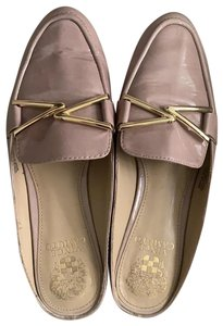 Vince Camuto beige Mules