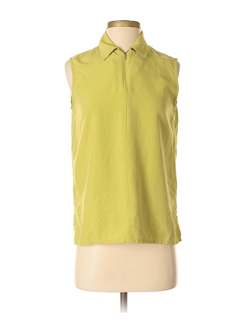 Item - Green Tank Top/Cami Size 4 (S)