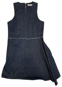 NICHOLAS short dress blue on Tradesy