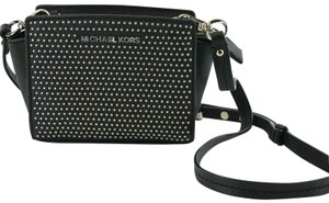 Michael Kors Studded Cross Body Bag