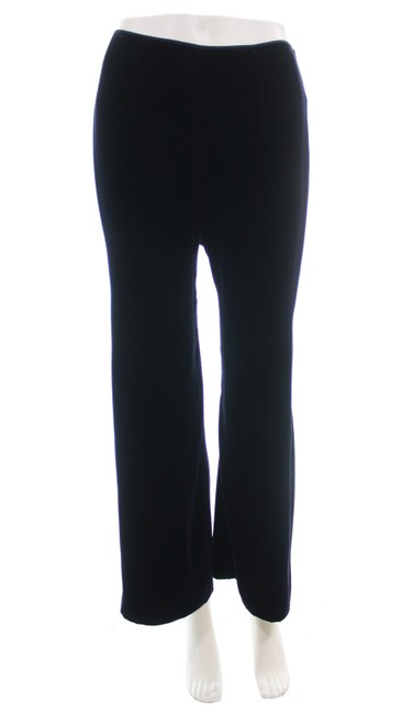 Item - Navy Blue Vintage Velvet Pants Size 4 (S, 27)