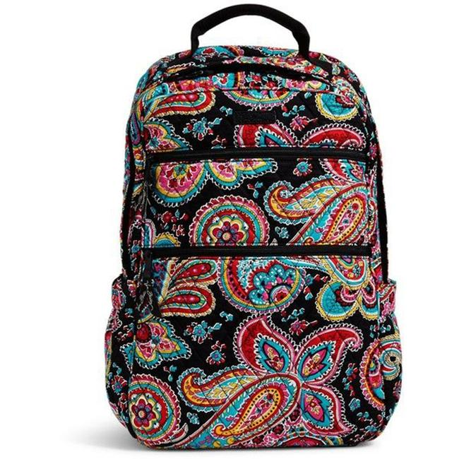 Item - Tech In Parisian Paisley Cotton Backpack
