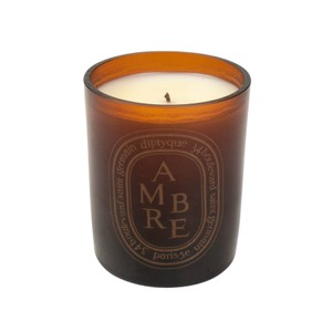 Diptyque Ambre Amber Scented Bougie Parfumee Candle 10.2 Oz