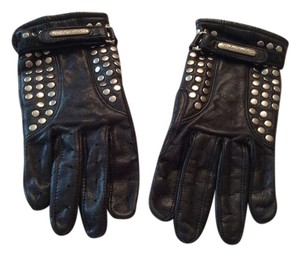 Harley Davidson Harley Davidson Studded Leather Gloves