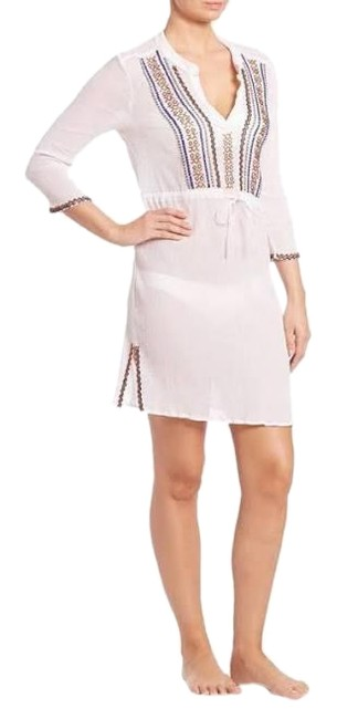 Item - White Swimwear Cover-up/Sarong Size 4 (S)