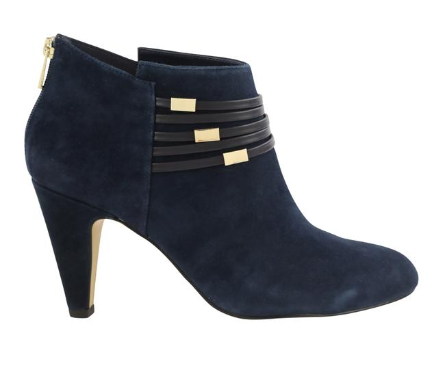 Item - Blue Nerissa Ankle Boots/Booties Size US 10 Wide (C, D)