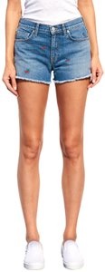 Sundry Denim Shorts-Medium Wash