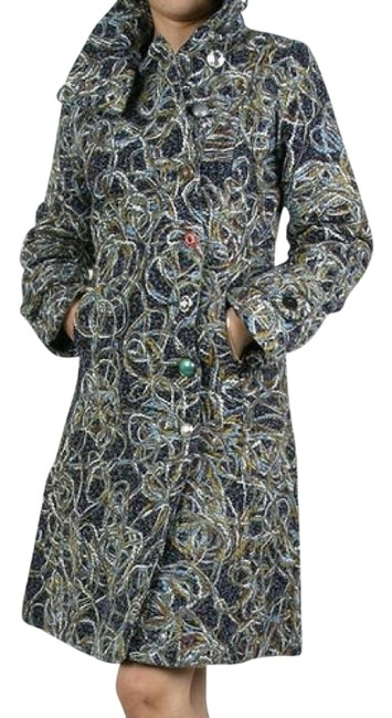Item - Multicolor New with Tag High End Winter Lined 40 M Coat Size 10 (M)