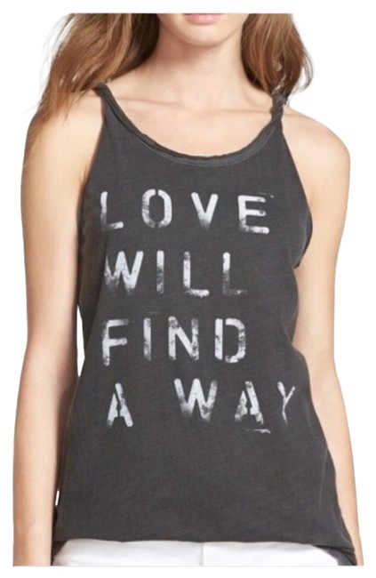 Item - Graphic Tank Top/Cami Size 0 (XS)