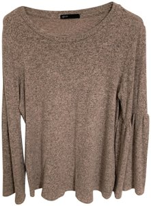 Gibson Bell Sleeves Sweater