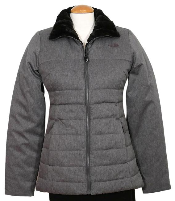 Item - Gray Insulated Harway Reversible Womens Jacket Size 6 (S)