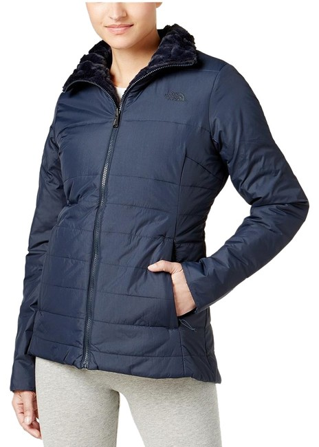 Item - Navy Blue XS Insulated Harway Reversible Womens Jacket Size 2 (XS)