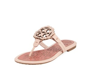 Tory Burch seashell pink Sandals