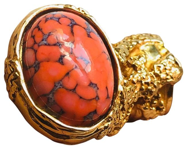 Item - Coral Arty Ring