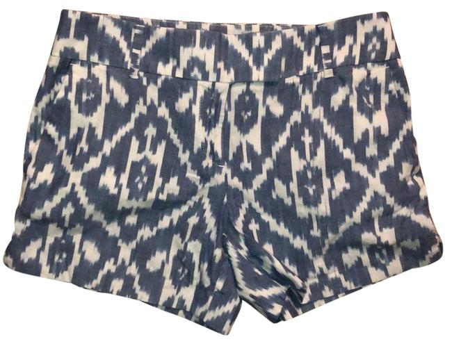 Item - Blue and White Riviera The Shorts Size 2 (XS, 26)