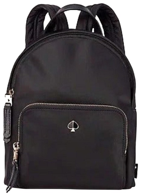 Item - Taylor Small Black Nylon Backpack