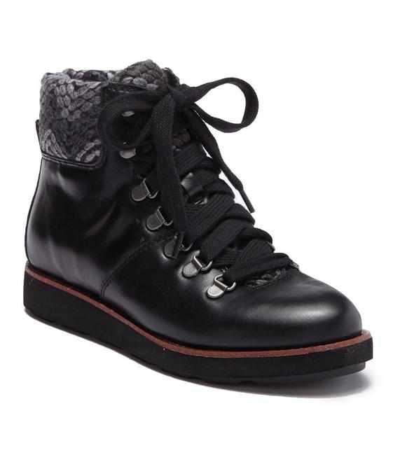 Item - Black Hiko Lace Up Ankle Boots/Booties Size US 10 Regular (M, B)