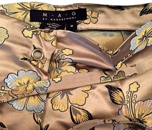 Magaschoni Silk Evening Pants