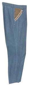 Lorraine Wardy Opal Straight Leg Jeans-Light Wash