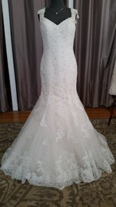 Justin Alexander 8758 Wedding Dress