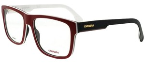 Carrera CA1101-V-8RR-55 Eyeglasses Size 55mm 17mm 145mm Red