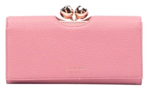 Ted Baker Ted Baker London Tammy Textured Leather Bobble Matinee Wallet